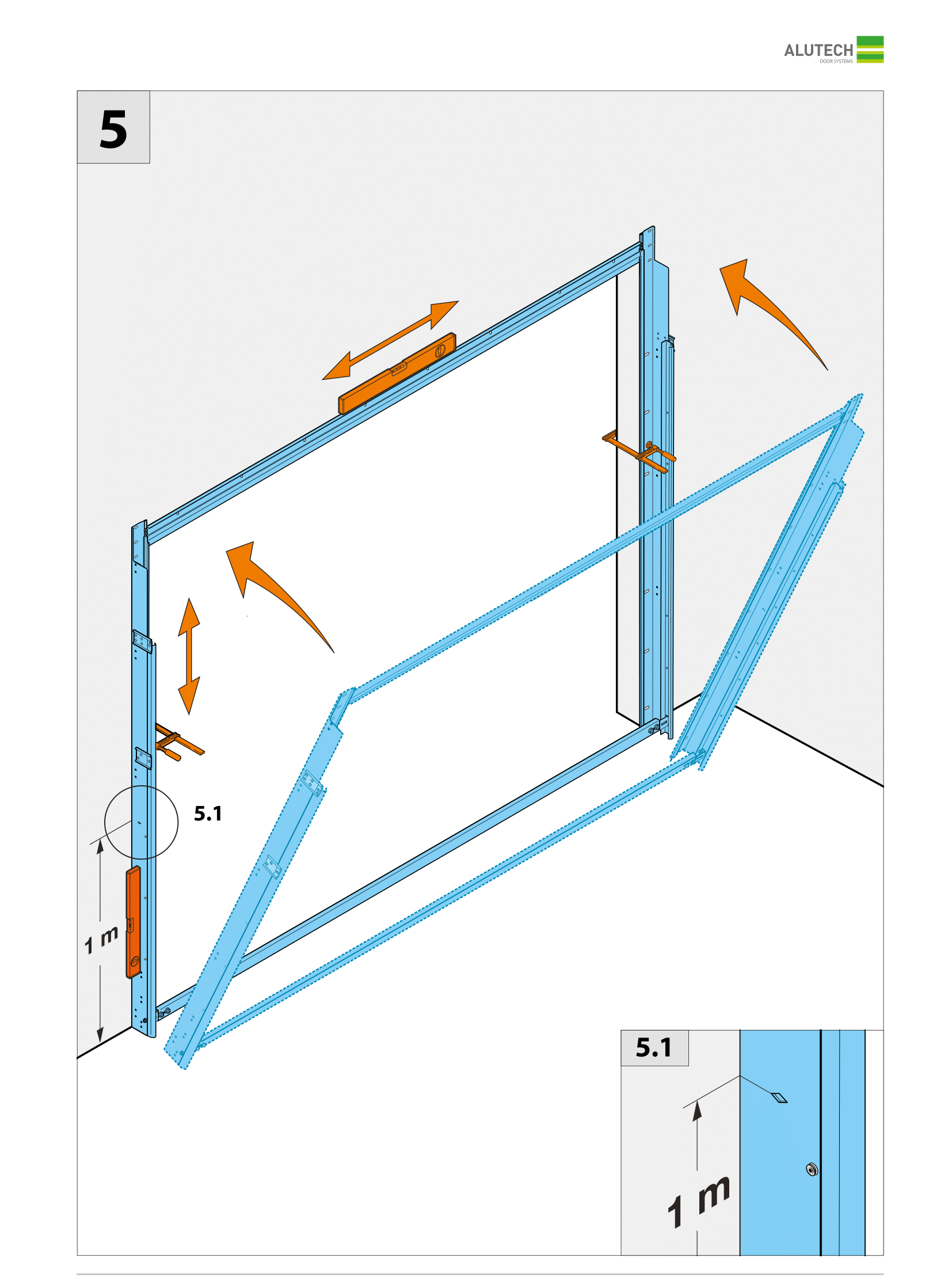 Как изготовить распашные ворота своими руками